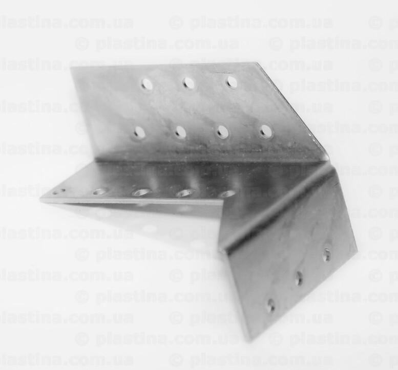 Крепление балок раздельное открытое правое 32x120x75x2,0мм, CWDB4P