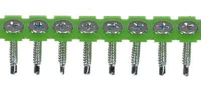 Саморез BAND г/к по металлу 3,5x25 св.0,7-2мм оцинк. PH2 (1000) ESSVE.