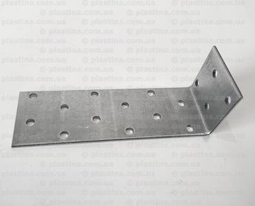Уголок асимметричный 120x40x40x2,0мм, KK-1244