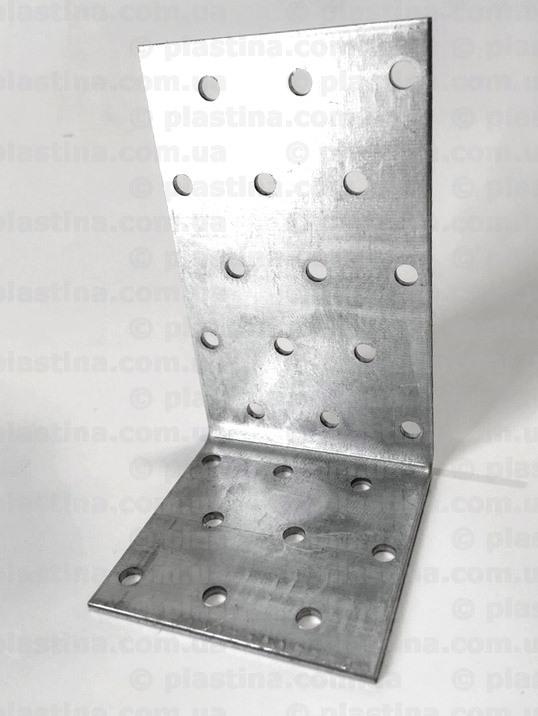 Уголок асимметричный 100x60x60x2,0мм, KK-166