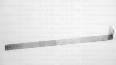 Уголок асимметричный 40x400x40x2,0мм, KK-3