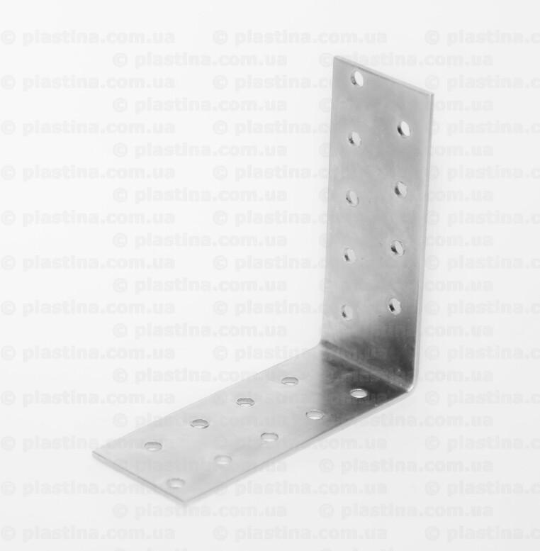 Уголок асимметричный 95x95x40x2,0мм, KK-4