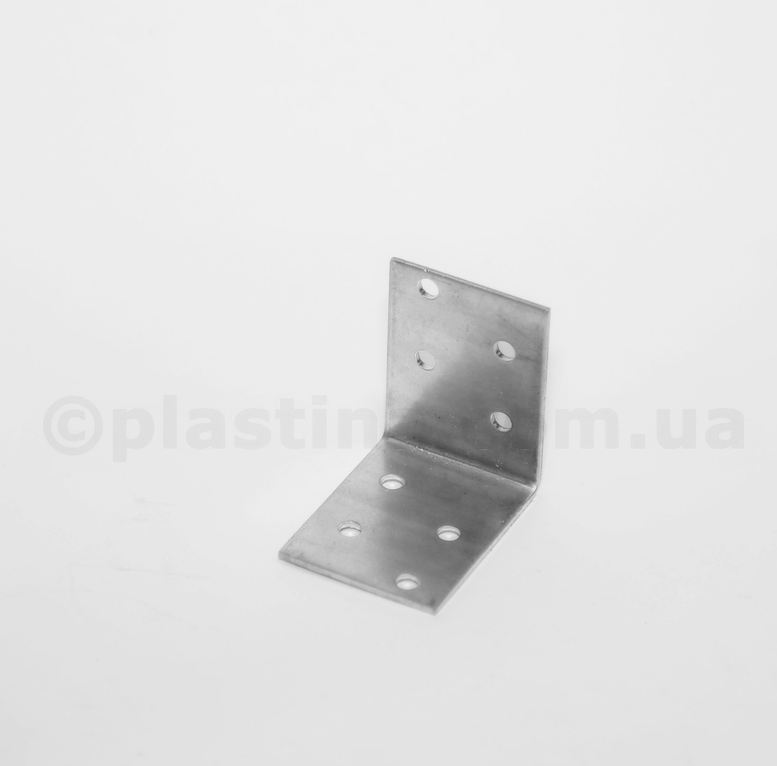 Уголок симметричный 50x50x40x2,0мм, KP-6