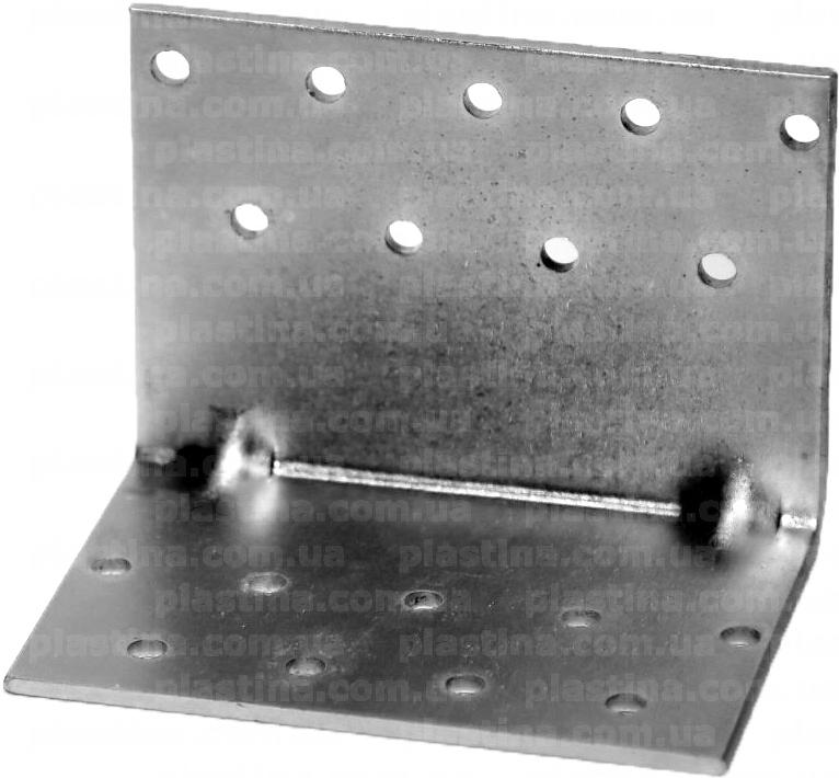 Уголок усиленный 65x65x90x2,5мм, KPW-10
