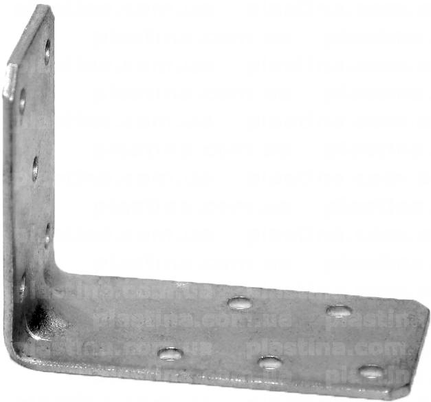 Уголок усиленный 60x80x40x2,5мм, KPW-12