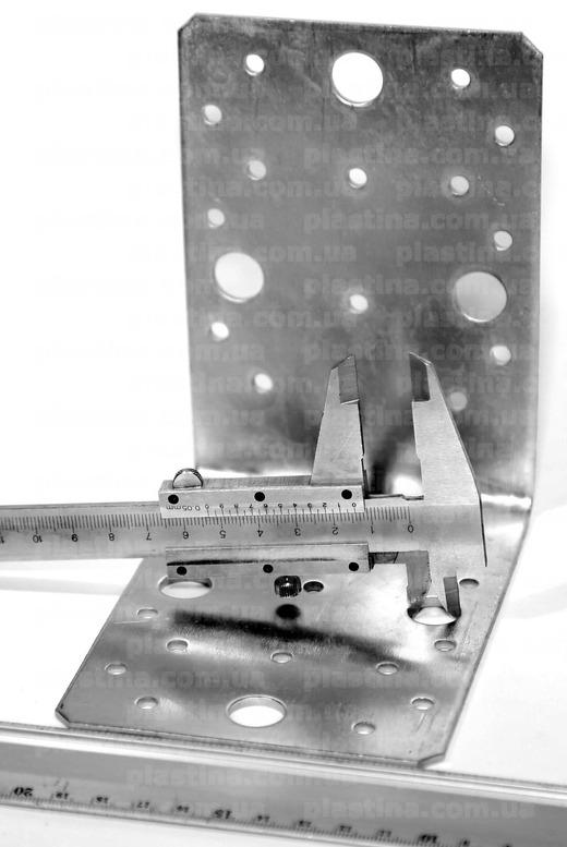 Уголок усиленный 140x140x100x2,5мм, KPW-14