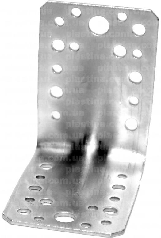 Уголок усиленный 90x90x65x2,5мм, KPW-3(2.5)