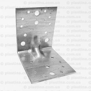 Уголок усиленный 100x100x90x2,5мм, KPW-4A