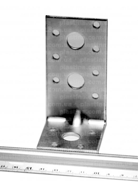 Уголок усиленный 90x50x48x2,5мм, KPW-7