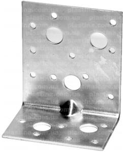 Уголок усиленный 90x50x76x2,5мм, KPW-8