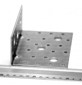 Уголок усиленный 90x50x116x2,5мм, KPW-9