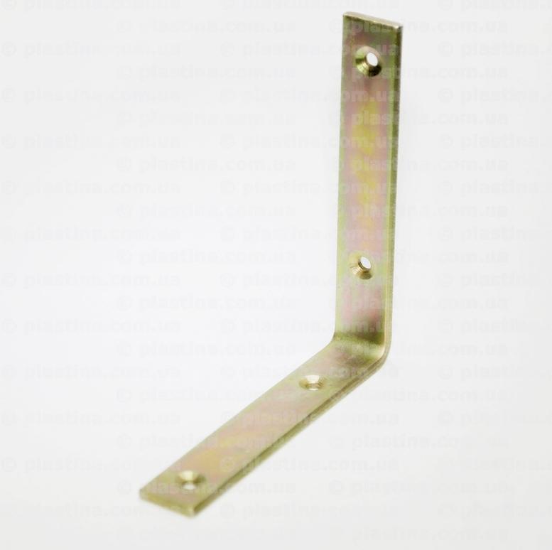 Уголок узкий оцинк. 150x150x25x5,0мм, KW-12