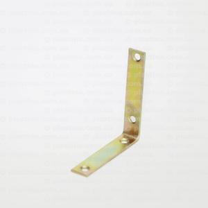 Уголок узкий оцинк. 75x75x15x2,0мм, KW-6