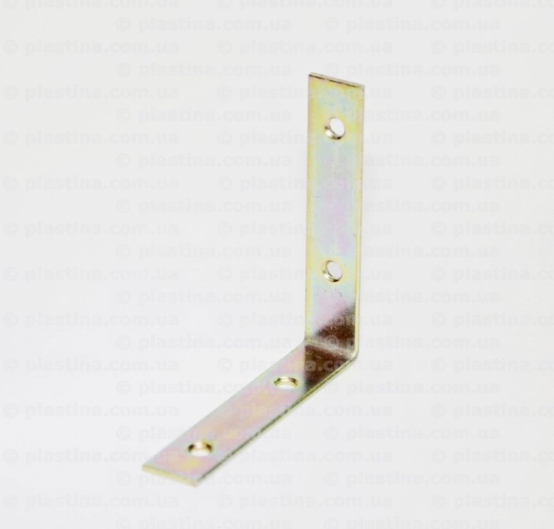 Уголок узкий оцинк. 90x90x20x2,0мм, KW-7