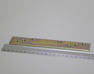 Пластина утолщенная балочная 195x35x4,0мм, LG-2