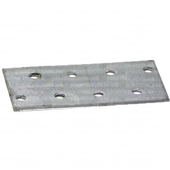 Пластина перфорированная 40x80x2,0мм, LP-1