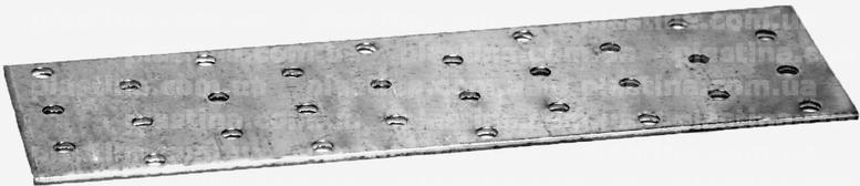 Пластина перфорированная 60x200x2,0мм, LP-11