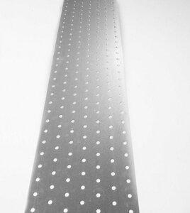 Пластина перфорированная 120x1200x2,0мм, LP-1201200D