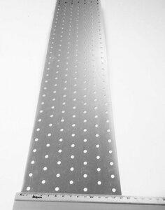Пластина перфорированная 140x1200x2,0мм, LP-1401200D