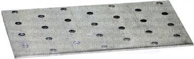 Пластина перфорированная 80x140x2,0мм, LP-15