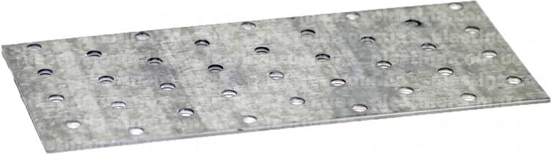 Пластина перфорированная 80x180x2,0мм, LP-16