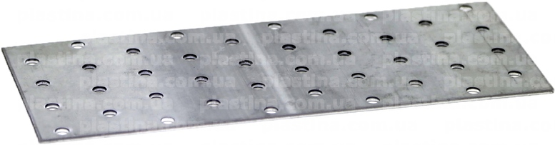 Пластина перфорированная 80x200x2,0мм, LP-17
