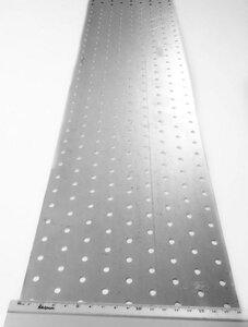 Пластина перфорированная 180x1200x2,0мм, LP-1801200D
