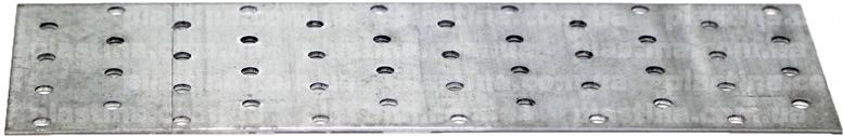 Пластина перфорированная 80x240x2,0мм, LP-19