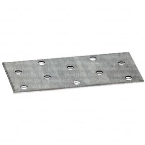 Пластина перфорированная 40x100x2,0мм, LP-2