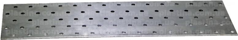 Пластина перфорированная 100x300x2,0мм, LP-25