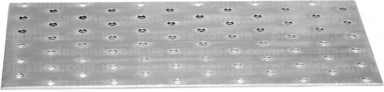 Пластина перфорированная 120x240x2,0мм, LP-26