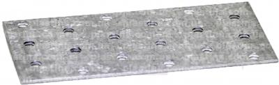 Пластина перфорированная 60x120x2,0мм, LP-35