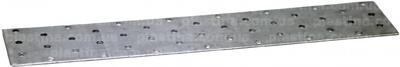 Пластина перфорированная 60x300x2,0мм, LP-37