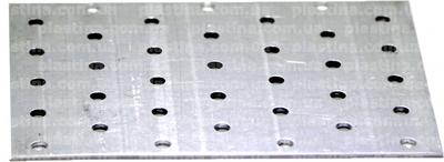 Пластина перфорированная 100x140x2,0мм, LP-38