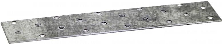 Пластина перфорированная 40x200x2,0мм, LP-46