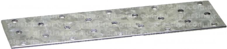 Пластина перфорированная 50x180x2,0мм, LP-5