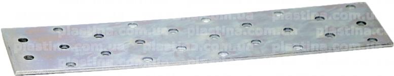 Пластина перфорированная 50x200x2,0мм, LP-6