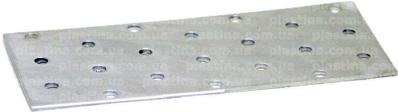 Пластина перфорированная 60x140x2,0мм, LP-8
