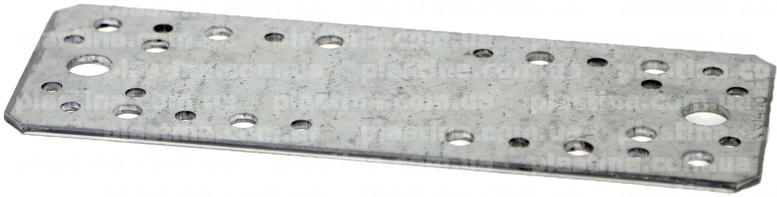 Пластина перфорированная анкерная 180x65x2,5мм, LPS-4