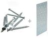 Пластина перфорированная 50x300x2,0мм, LP-36