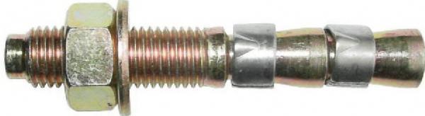 Анкер клиновидный двух-распорный, 10х100мм, (пачка 50шт)