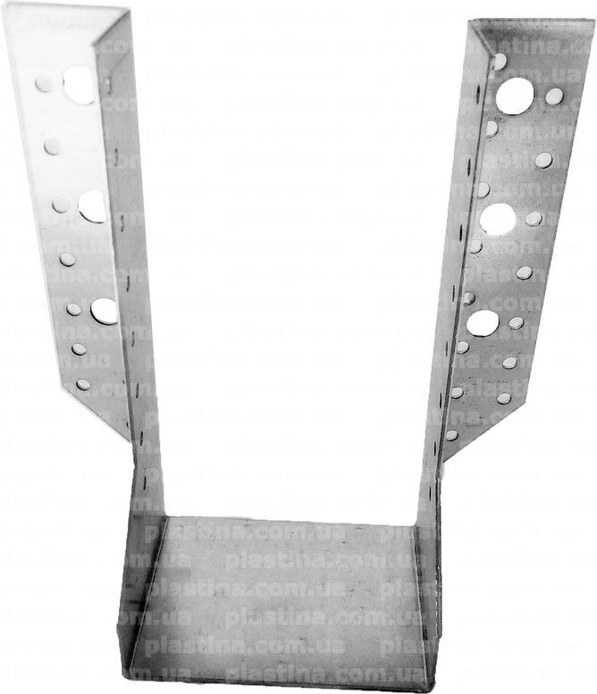 Крепление балок открытое 100x200x75x2,0мм, WB-100200