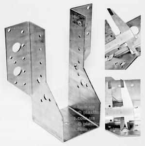 Крепление балок открытое 64x158x75x2,0мм, WB-16