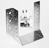 Крепление балок открытое 120x160x75x2,0мм, WB-25D
