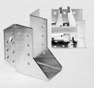 Крепление балок открытое 51x93x75x2,0мм, WB5193S