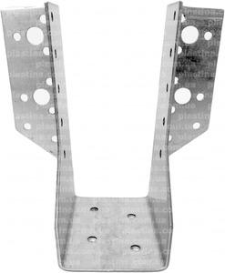 Крепление балок открытое 51x135x75x2,0мм, WB-51135